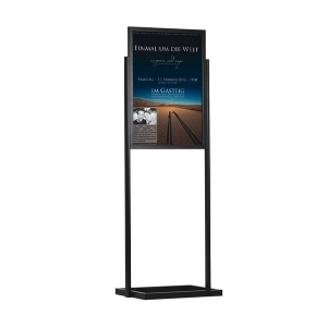 A1 Poster Stand - Black