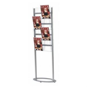 Madrid Brochure Stand - Medium - Single or Double Sided
