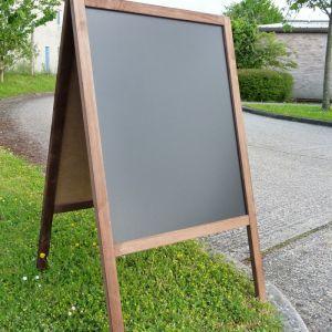 Wooden Chalk Sandwich Board
