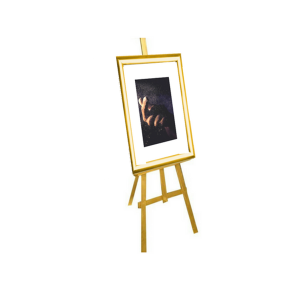Gold Easel Display - A2, A1 & A0